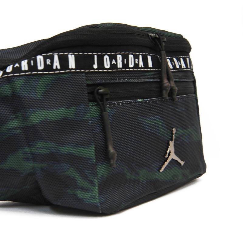 053d2d615b1fdc NIKE (Nike) JORDAN TAPING CROSSBODY BAG (Jordan taping crossbody bag) men s  lady s bum-bag body bag shoulder bag BLACK OLIVE TIGER CAMO (black   olive  tiger ...