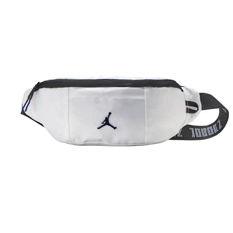 72efe9f0862bfc NIKE (Nike) JORDAN RETRO 11 CROSSBODY BAG (11 Jordan nostalgic crossbody  bags) men s lady s bum-bag body bag shoulder bag WHITE CONCORD BLACK (white  ...