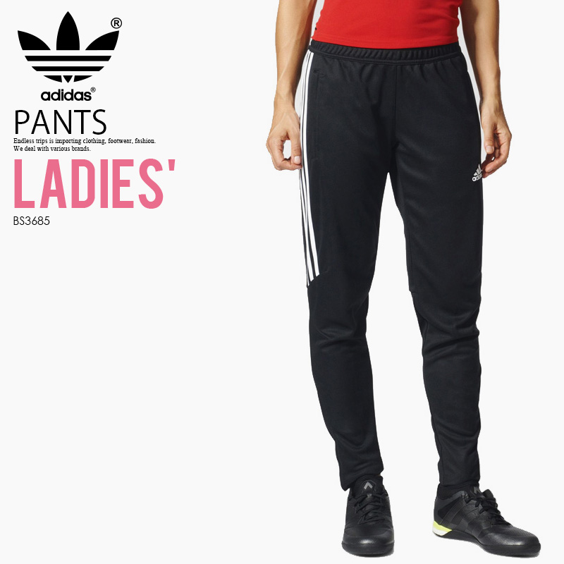 a3760cb9 adidas (Adidas) TIRO 17 TRAINING PANTS WOMENS (ティロ 17 sweat pants) TRG ...