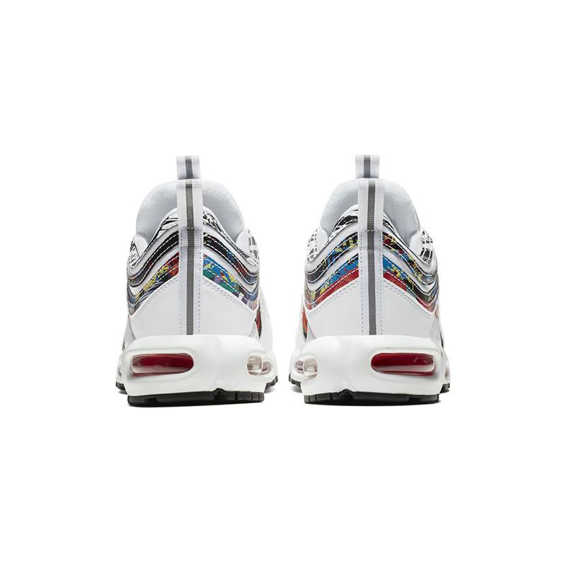 NIKE (Nike) AIR MAX PLUS 97 CITY PRIDE MIAMI (Air Max +97 city pride Miami) sneakers WHITEBLACK HABANERO RED (white black red) BV1227 100 ENDLESS