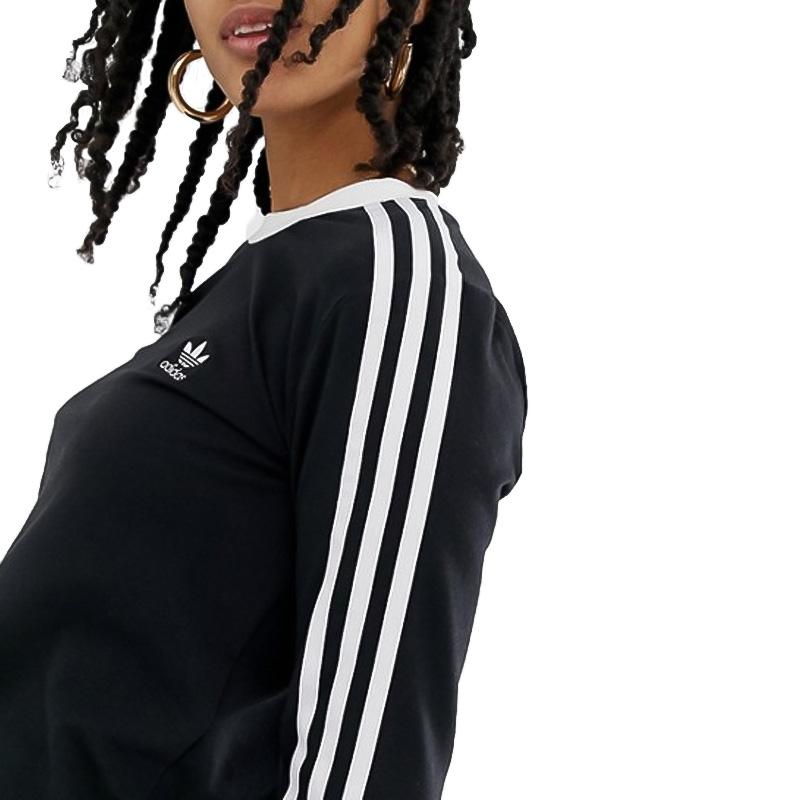 0c4a3351dcbe ... adidas (Adidas) WOMENS 3-STRIPES LONG SLEEVE TEE (3STRIPES LS) ...