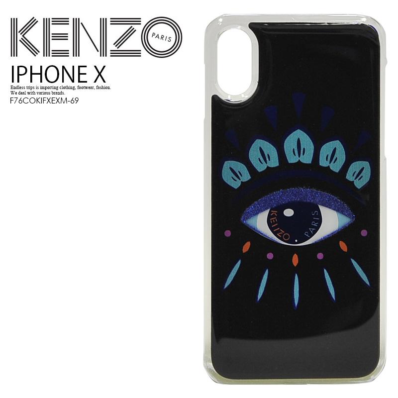 89034f84 Rakuten supermarket SALE KENZO (Kenzo) IPHONE X EYE CASE (eye iphone X case  ...
