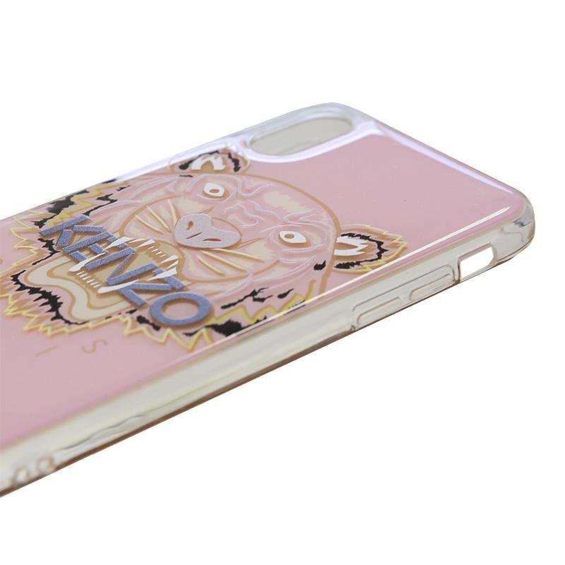 b6079d75 KENZO (Kenzo) IPHONE X/XS TIGER CASE (tiger iphone X/XS case) iphone case  smartphone case eyephone X iPhone X XS PASTEL PINK (pastel pink) ...