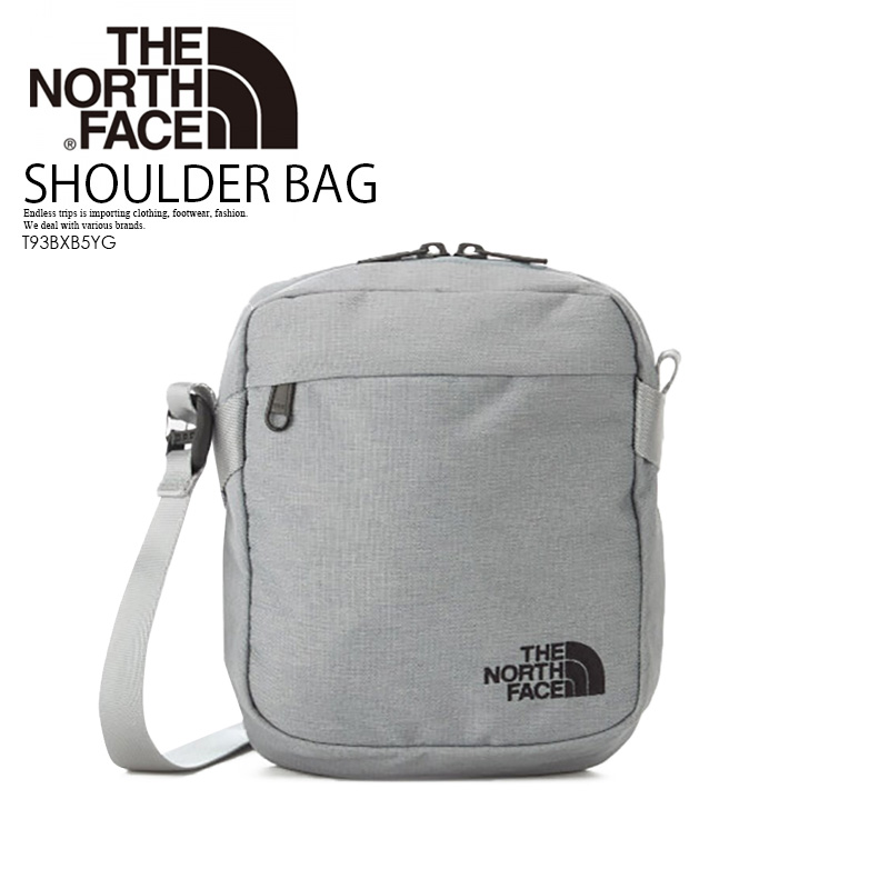 b3dd3f159 It is bag MDGYDKHR/TNF BLACK (gray) T93BXB5YG end rest lip at THE NORTH  FACE (North Face) CONVERTIBLE SHOULDER BAG (convertible shoulder bag) men's  ...
