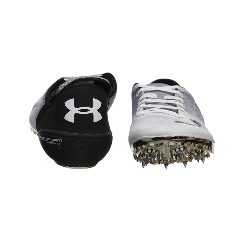 780d1a56 UNDER ARMOUR (under Armour) UA SPEEDFORM SPRINT 2 (speed form sprint 2)  MENS land spikes track and field shoes WHT (white) 3,000,019-100 ENDLESS  TRIP ...