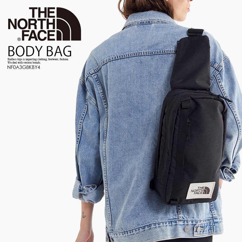817d72189 THE NORTH FACE (North Face) FIELD BAG (field bag) bum-bag body bag shoulder  bag men gap Dis TNF BLACK HEATHER (black) NF0A3G8KKS7 end rest lip