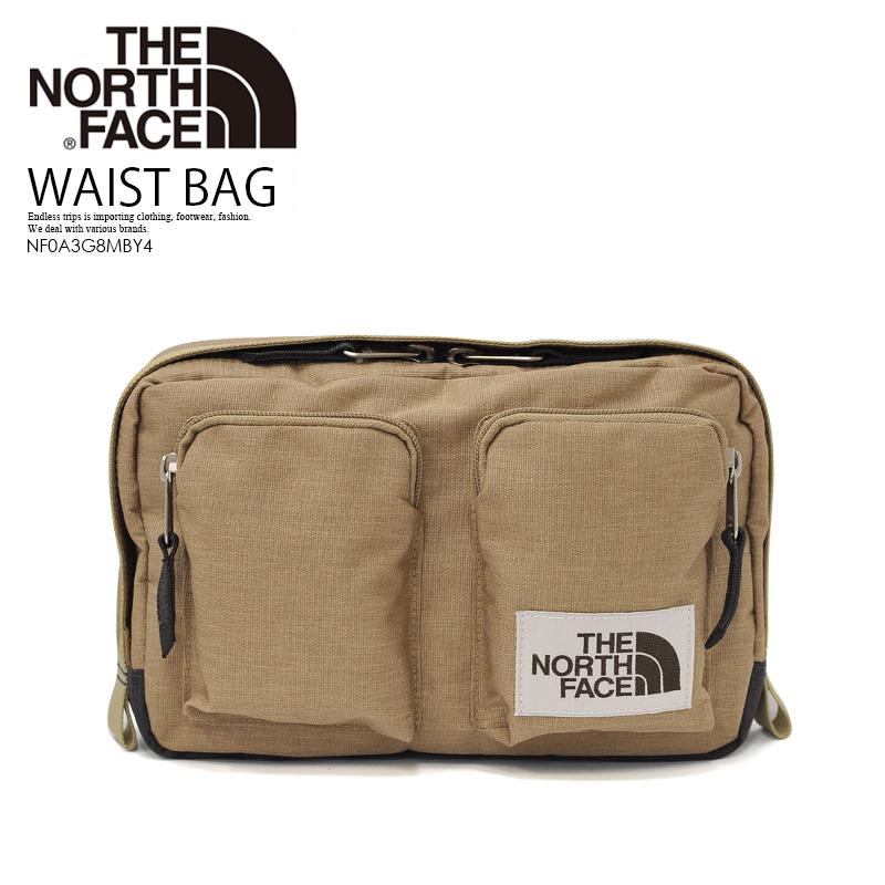 05dc20af2 THE NORTH FACE (North Face) KANGA WAIST PACK (khanga bum-bag) bum-bag body  bag shoulder bag men gap Dis KELP TAN DARK/ASPHALT GREY LIGHT (tongue / ...