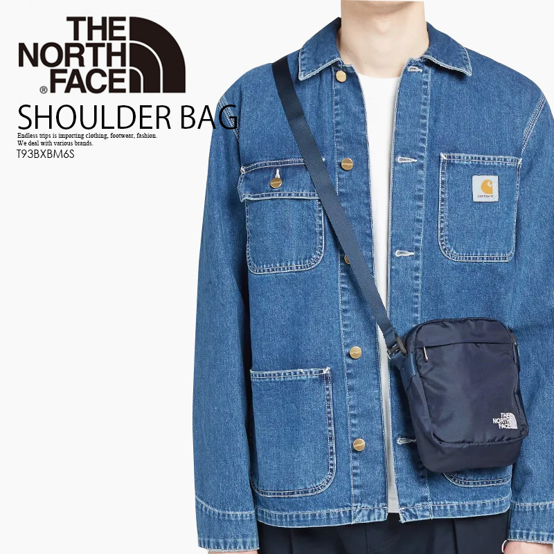 608b9fb34 It is bag URBAN NAVY/TNF WHITE (navy) T93BXBM6S end rest lip at THE NORTH  FACE (North Face) CONVERTIBLE SHOULDER BAG (convertible shoulder bag) men's  ...