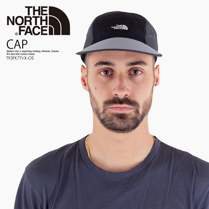 a57ef852f THE NORTH FACE (North Face) '92 RETRO RAGE BALL CAP (レトロレージボールキャップ) hat  accessory nylon cap men gap Dis BLACK/MID GREY ...