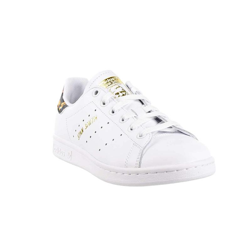promo code 56e91 9c50f adidas (Adidas) STAN SMITH W (Stan Smith) floral design men gap Dis  sneakers FTWWHT/FTWWHT/GOLDMT (white) EF1481 ENDLESS TRIP end rest lip