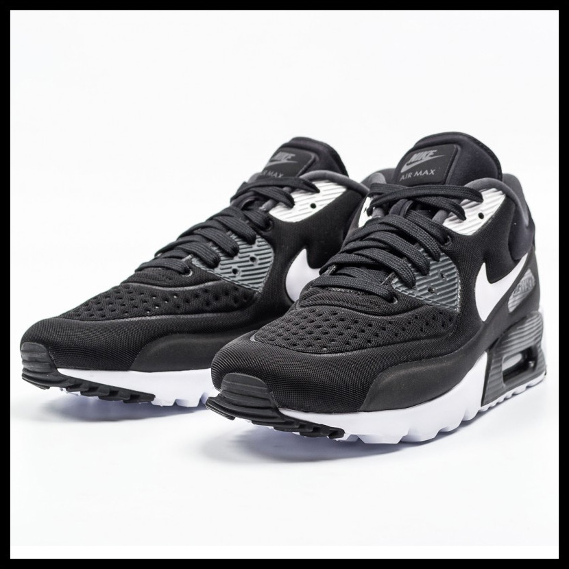 Nike NIKE Air Max 90 ultra SE sneakers AIR MAX BW ULTRA SE 844,967 002 men's black