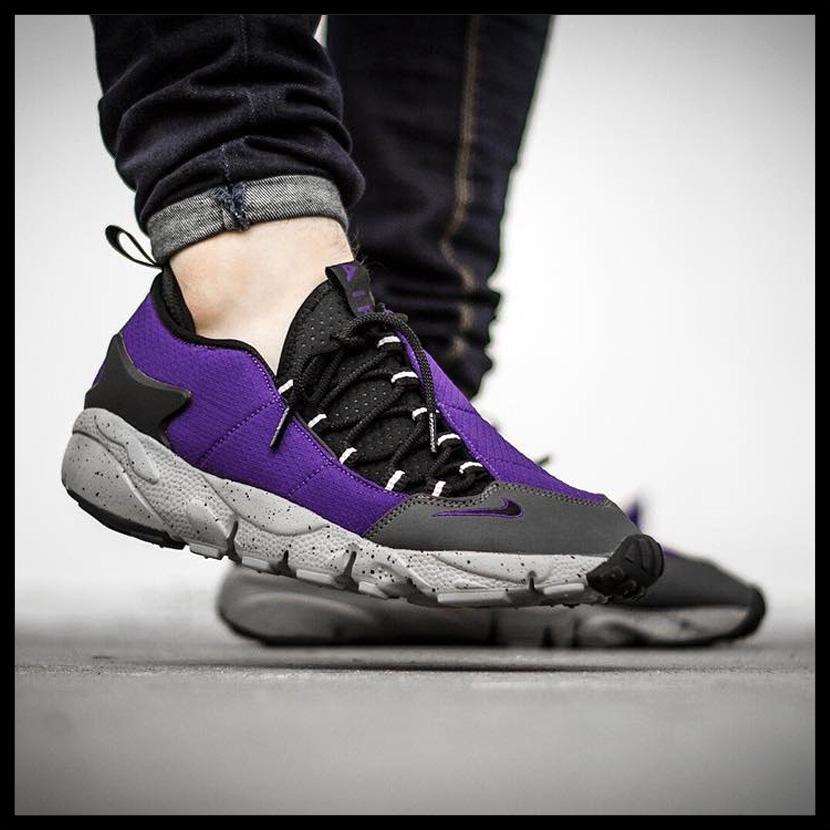 Nike Air Footscape NM Men Purple