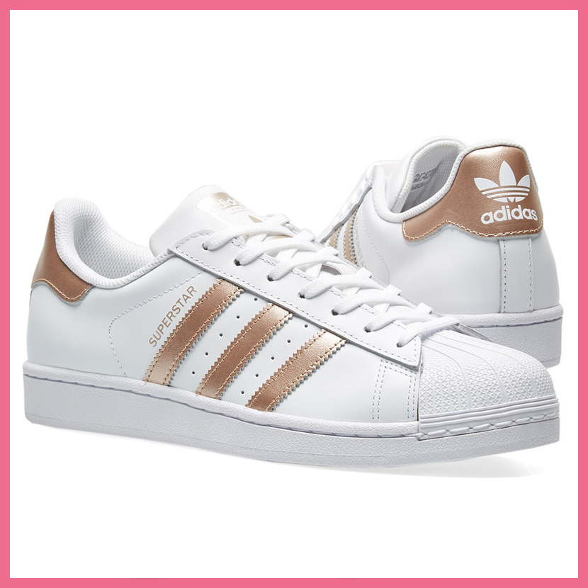 adidas superstar rose gold greece
