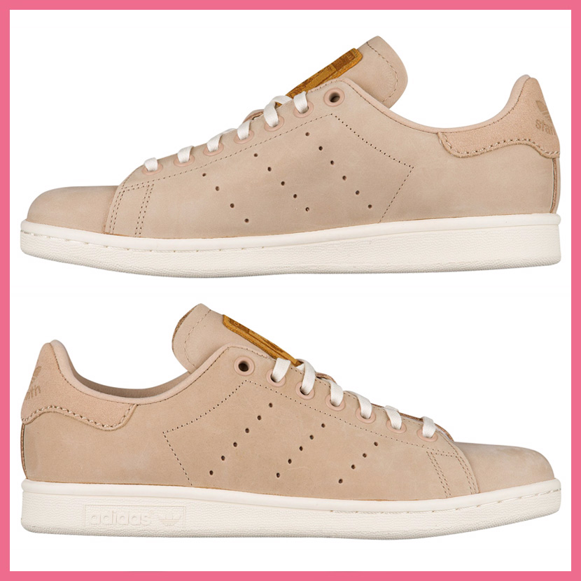 adidas (Adidas) STAN SMITH W (Stan Smith) women sneakers ST PALE NUDE/ST PALE NUDE/OFF WHITE (beige / white) S82264 ENDLESS TRIP (endless trip)