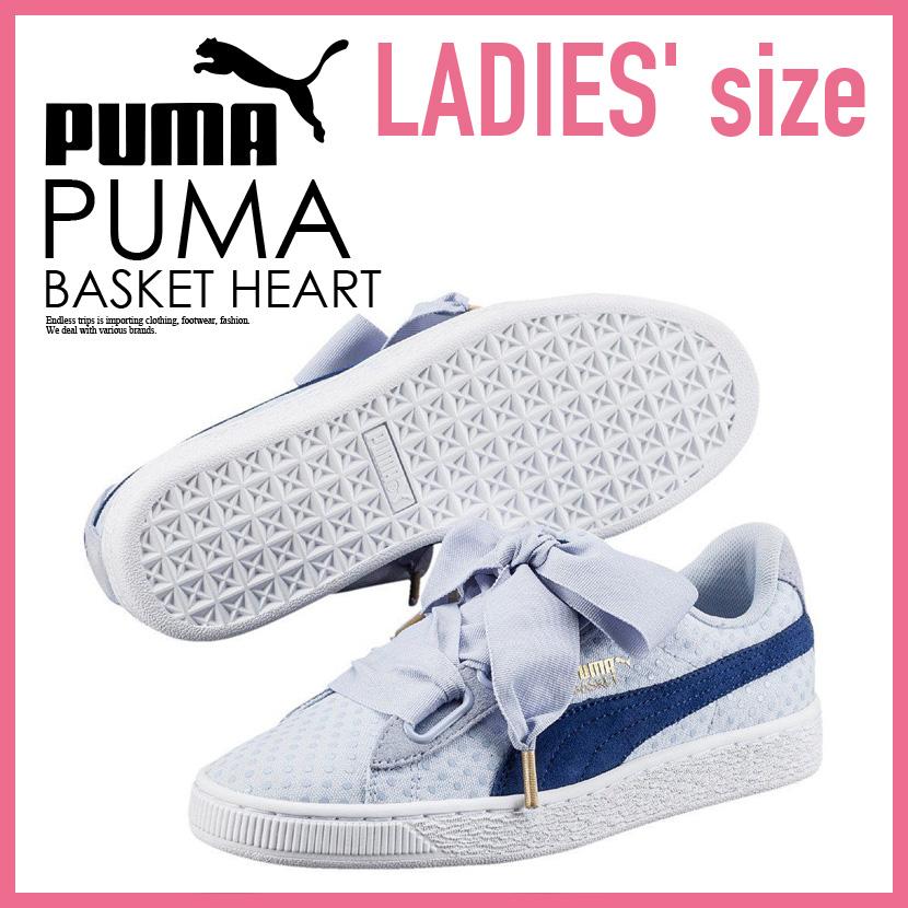 puma basket heart denim philippines