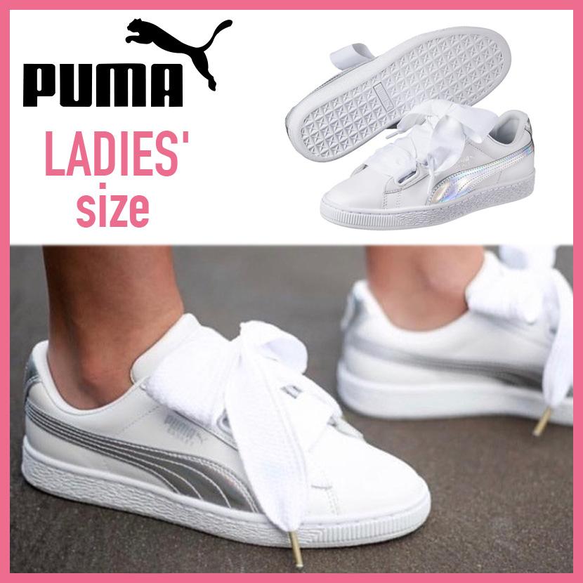 Women's amp;men's Basket Gear Explosive WhitePuma® Athletic New Puma Heart QdrtohBsCx