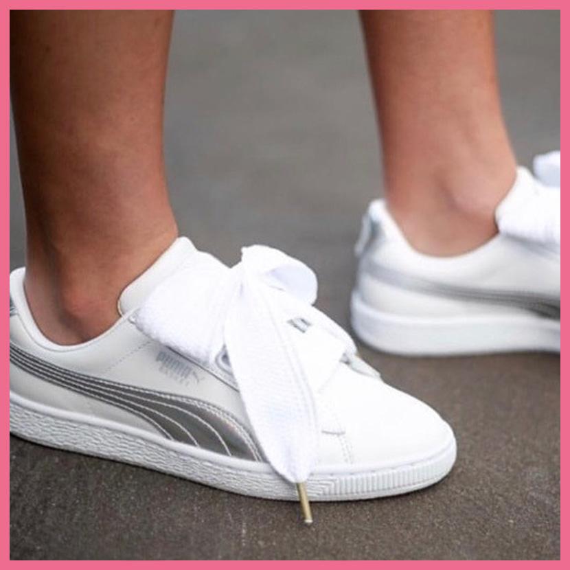 scarpe puma basket heart explosive
