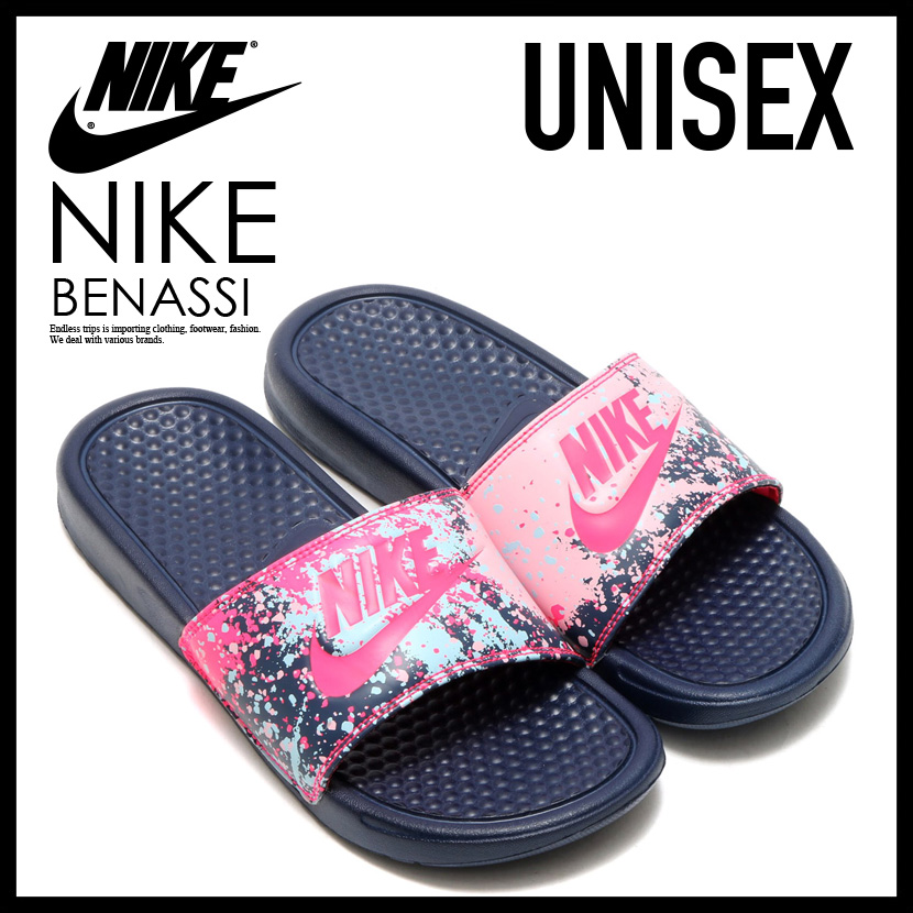 b261668a23cd7f wmns benassi jdi print price Find great deals for Nike Womens s Benassi JDI  Print Slide ...