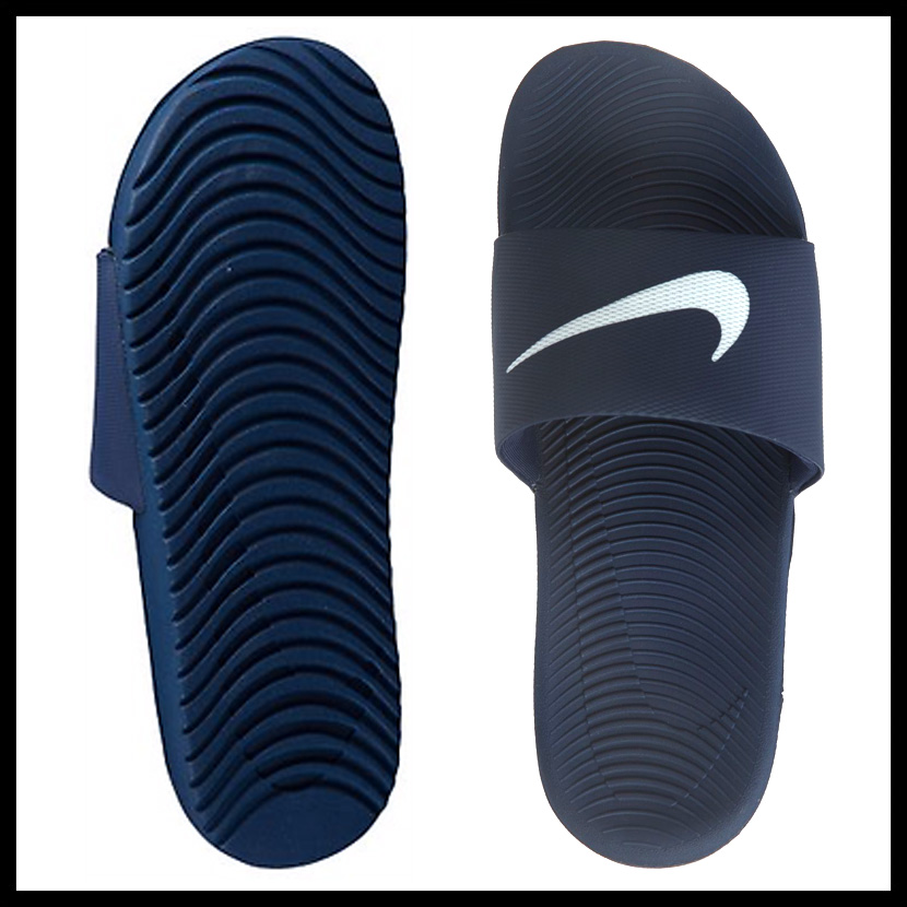 1f19372ee66f ... shopping nike nike kawa slide kava slide mens shower sandals hel sea  sandals midnight navy white