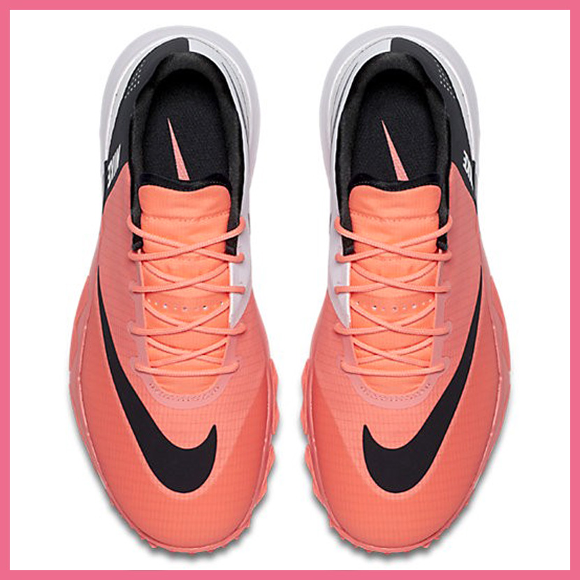 fba563c3c975 NIKE (Nike) WOMENS NIKE FI FLEX (FI flextime) women GOLF SHOES spikesless  LAVA GLOW ANTHRACITE-WHITE (orange   white) 849973 600 ENDLESS TRIP  ENDLESSTRIP ...