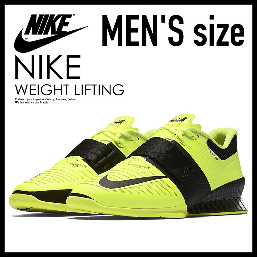 85577b9fc6d4 Image is loading Nike Romaleos 3 Men 039 s Weightlifting Power