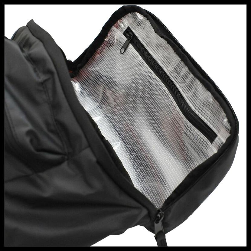 NIKE(耐克)JORDAN BREAKFAST CLUB BACKPACK(乔丹背包)男子的/女士男女两用日包帆布背包BLACK/REFLECTIVE SILVER(黑色/银子)9A1900 023 ENDLESS TRIP(永无休止的旅行)
