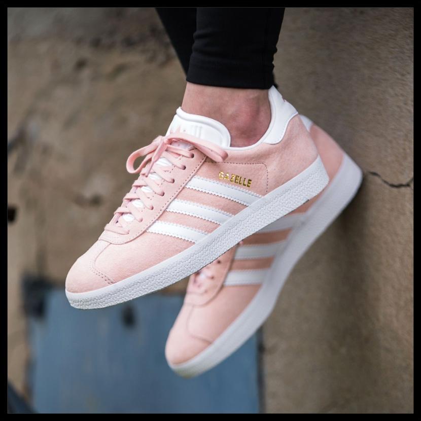 adidas (Adidas) GAZELLE (gazelle) MENS sneakers VAPPNK WHITE GOLDMT (pink    white   gold) BB5472 ENDLESS TRIP ENDLESSTRIP end rest lip e6ba73556