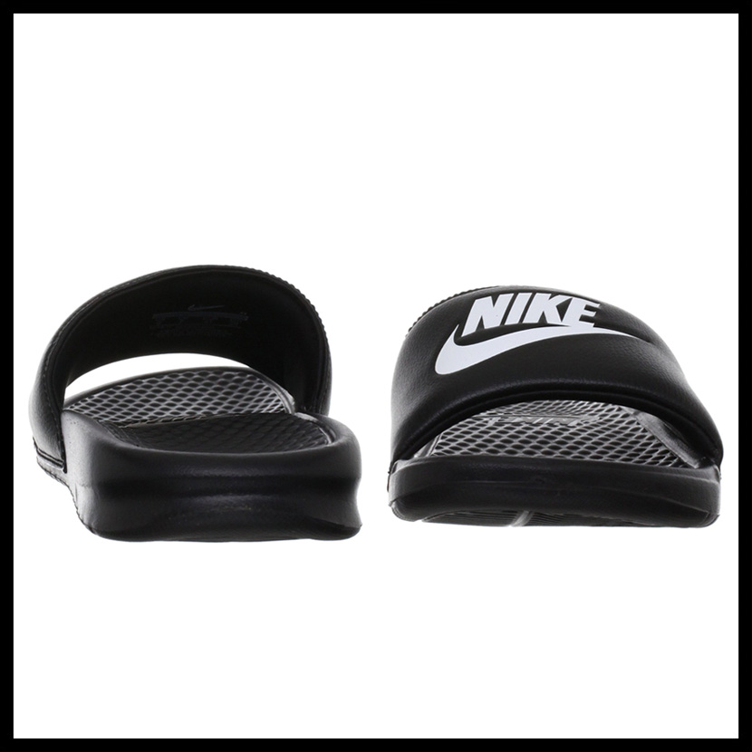 cf48630ea290e6 NIKE (Nike) BENASSI JDI (ベナッシ) MENS shower sandals Hel sea sandals  BLACK WHITE (black   white) 343880 090 ENDLESS TRIP (endless trip)
