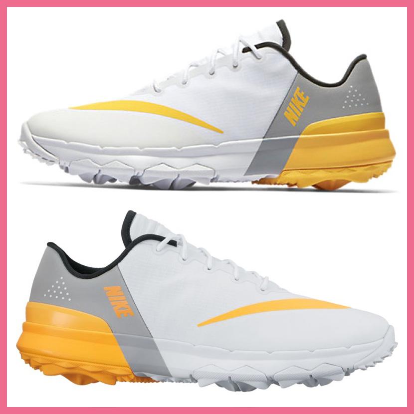 f915b639fa41 NIKE (Nike) WOMENS NIKE FI FLEX (FI flextime) women GOLF SHOES spikesless  WHITE LASER ORANGE-WOLF GREY (white   orange   gray) 849973 102 ENDLESS  TRIP ...