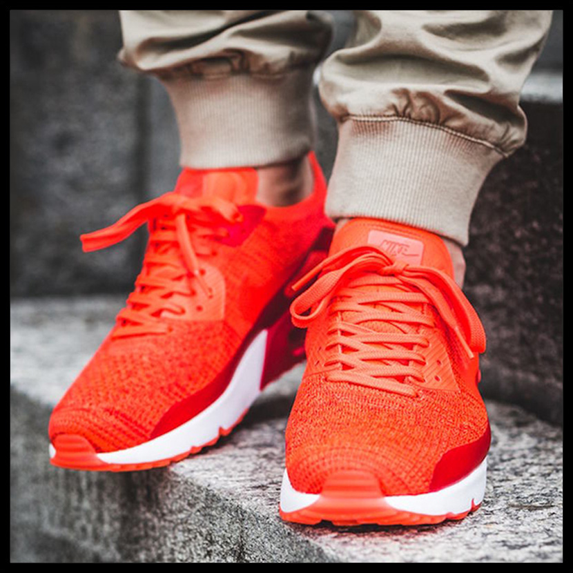 wholesale dealer e3969 e70b8 NIKE (Nike) AIR MAX 90 ULTRA 2.0 FLYKNIT (Air Max 90 ultra fly knit) MENS  sneakers BRIGHT CRIMSON/BRIGHT CRIMSON (blight crimson) 875943 600 ENDLESS  ...