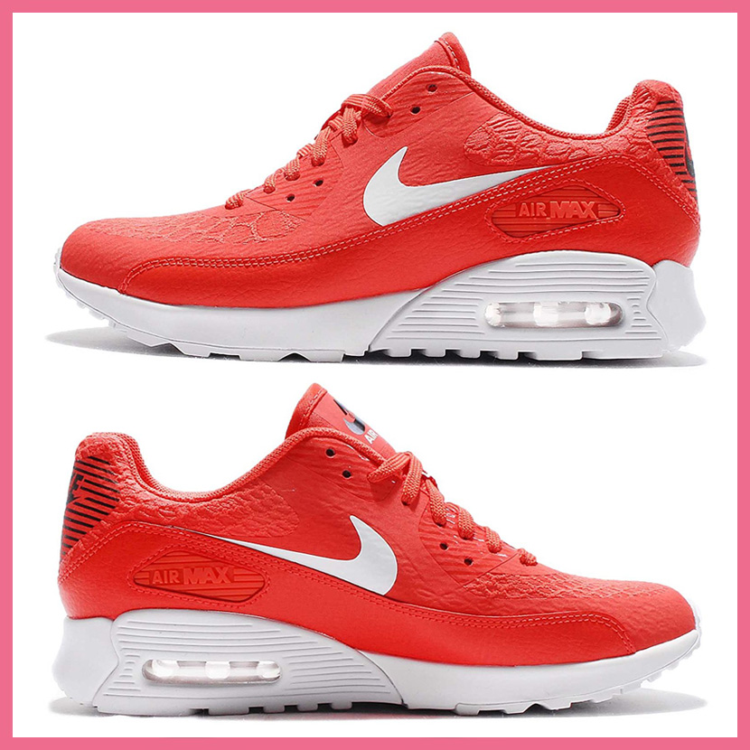 finest selection 5a1f6 272e2 NIKE (Nike) WOMENS AIR MAX 90 ULTRA 2.0 (Air Max 90 ultra) women sneakers  MAX ORANGE/WHITE-BLACK (orange / white / black) 881106 800 ENDLESS TRIP ...