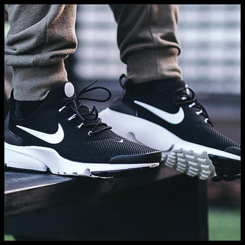 4bd08300cea NIKE (Nike) PRESTO FLY (presto fly) MENS men sneakers BLACK WHITE-BLACK  (black   white) 908019 002 ENDLESS TRIP pickup
