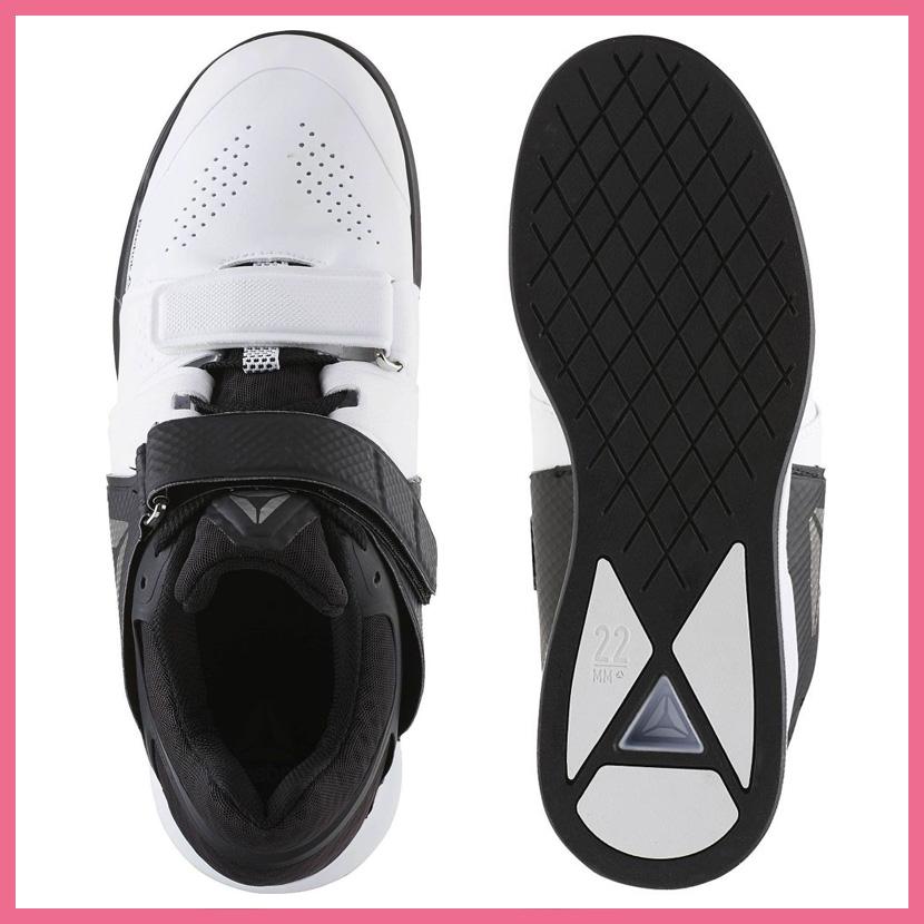 Reebok (Reebok) LEGACY LIFTER WOMENS (Legacy lifter) WOMEN powerlifting  weightlifting weight lifting shoes WHITE BLACK PEWTER (white   black)  BD4730 ENDLESS ... 3ca9b5657