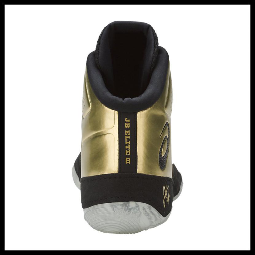 277c79d1a4b183 Asics (ASICS) JB ELITE III MENS boxing training RICH GOLD BLACK (gold    black) J702N 9490 ENDLESS TRIP ENDLESSTRIP end rest lip