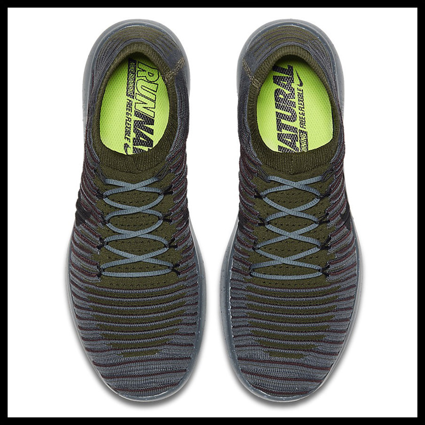 31811cba9832 NIKE (Nike) FREE RUN MOTION FLYKNIT (free orchid motion fly knit) MENS  sneakers shoes BLUE FOX BLACK-ROUGH GREEN (blue   black   green) 834584 403  ENDLESS ...