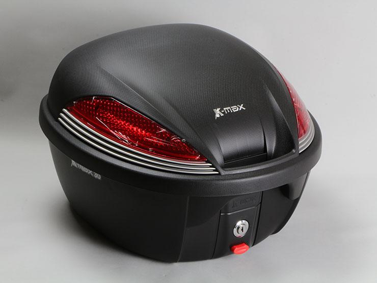 ツーリングリアボックス 30L ブラック