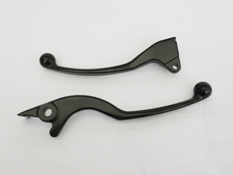 PCX125 PCX150 brake lever set type A (black)