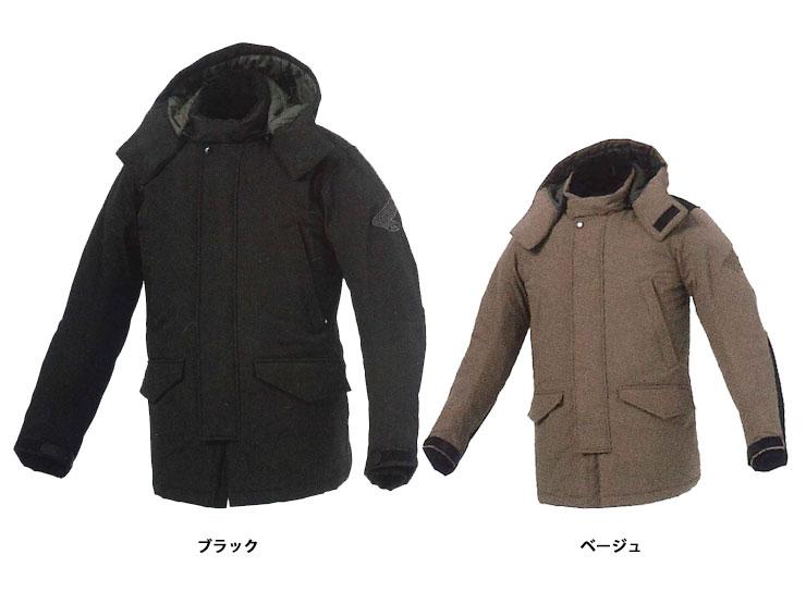 【2018秋冬モデル】パディングミドルジャケット(全2色)【お取り寄せ品】