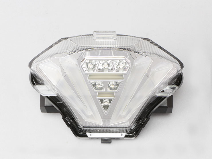 YZF-R25('14.12~) MT-07 LEDテールランプ クリア FZY_