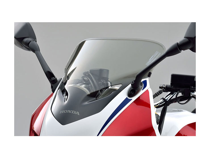 Honda純正 CB1300SB ウインドスクリーン【お取り寄せ品】