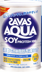330 g of the bus aqua soy protein 100