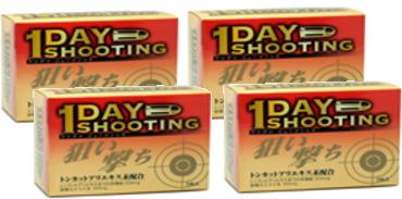 【送料無料!! まとめ割!!】  【1DAY SHOOTING】 ワンデイシューティング 6粒×4箱(4日分)【smtb-TD】【tohoku】【P25Apr15】