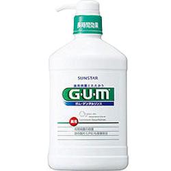 春の新作 CPC活性処方で歯周病菌の殺菌がUP サンスター ガムデンタルリンス レギュラータイプ960ml 超特価 医薬部外品