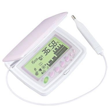 供妇女使用的电子体温计索非亚花环BT-16R