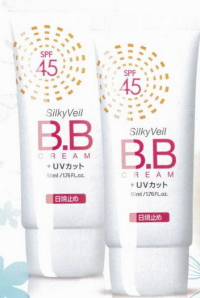 Silky Veil BB Cream 50 ml silky veil BB cream SPF45 fs3gm