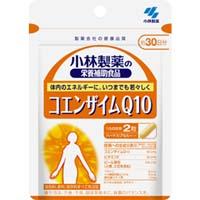 いつまでも若々しくエネルギッシュに 小林製薬の栄養補助食品 大注目 コエンザイムQ10 約30日分 初売り 60粒 CoQ10