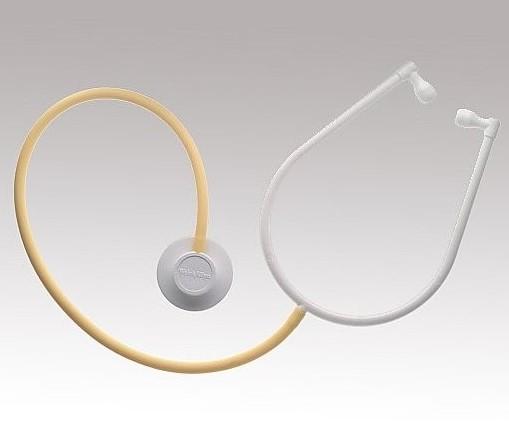 接触感染のリスクを軽減するディスポーザブル聴診器 ユニスコープ お見舞い ディスポーザブル聴診器 成人用 40%OFFの激安セール イエロー