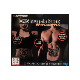 FITCARE EMS Muscle Pack(EMS肌肉)身体线条练习