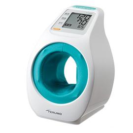 エントリーで全品ポイント5倍!4/16 01:59まで【送料無料】【テルモ】アームイン 血圧計テルモ電子血圧計 ES-P2020ZZ
