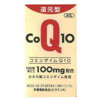 Use of coenzyme made by reduced form coenzyme Q10 60 Kaneka